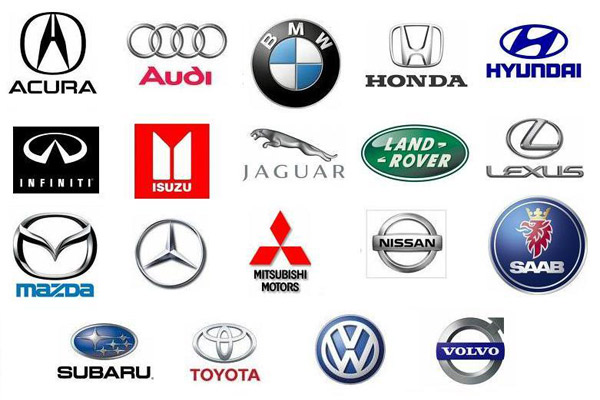 Luxury Vehicle: Google's Top 10 Car Brands – Digital Agency Sydney