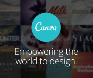 Canva image content design, web design sydney